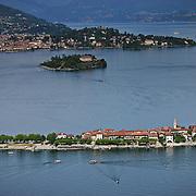 Isola Pescatori, Lago Maggiore Piemonte Italy