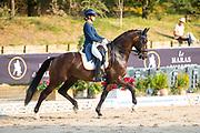 Laura Quint - Edison<br /> Longines FEI European Championships 2018<br /> © DigiShots