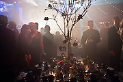 EMILY OPPENHEIMER-TURNER; ELIZABETH MURDOCH, Natalia Vodianova and Lucy Yeomans co-host The Love Ball London. The Roundhouse. Chalk Farm. 23 February 2010.  To raise funds for The Naked Heart Foundation, a childrenÕs charity set up by Vodianova in 2005.<br />