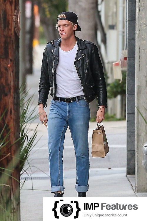 Cody Simpson Shows Off New Haircut James Dean Inspired Look Hw H