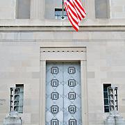 US Department of Justice, Robert F. Kennedy Building, on Pennsylvania Avenue, Washington DC