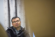 The Linux Foundation hosts its Open Daylight Developer Design Forum at San Mateo Marriott in San Mateo, California, on February 29, 2016. (Stan Olszewski/SOSKIphoto)