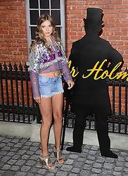 Katie Boulte attends Mr Holmes UK film premiere at Odeon Kensington, Kensington High Street, London on Wednesday 10 June 2015