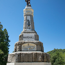 James W. Marshall Statue, Coloma, California, US