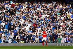 Chelsea fans - Mandatory byline: Rogan Thomson/JMP - 07966 386802 - 19/09/2015 - FOOTBALL - Stamford Bridge Stadium - London, England - Chelsea v Arsenal - Barclays Premier League.