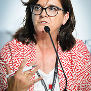 20160615 - Brussels , Belgium - 2016 June 15th - European Development Days - Impact investing for Africa - EABF Workshop - Christine Leurquin , Vice President , Institutional Relations , SES S.A © European Union