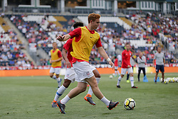 May 28, 2018 - Chester, PA, USA - Chester, PA - Monday May 28, 2018: Josh Sargent during an international friendly match between the men's national teams of the United States (USA) and Bolivia (BOL) at Talen Energy Stadium. (Credit Image: © John Dorton/ISIPhotos via ZUMA Wire)