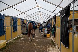 Impression Stall<br /> Neustadt-Dosse - CSI 2018<br /> © www.sportfotos-lafrentz.de/Stefan Lafrentz