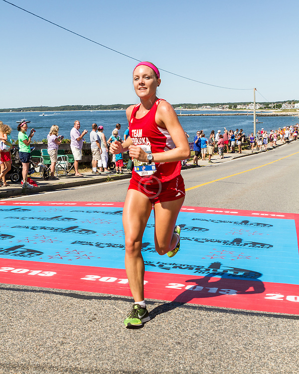 41st Falmouth Road Race: Ashley Miller