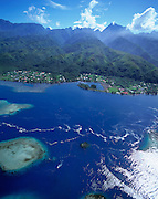 Island of Tahiti, French Polynesia<br />