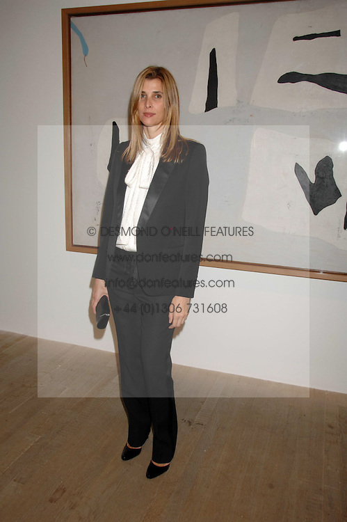 PRINCESS ROSSARIO OF BULGARIA at a reception to celebrate the opening of the Dali & Film exhibition at the Tate Modern, London on 30th May 2007.<br />