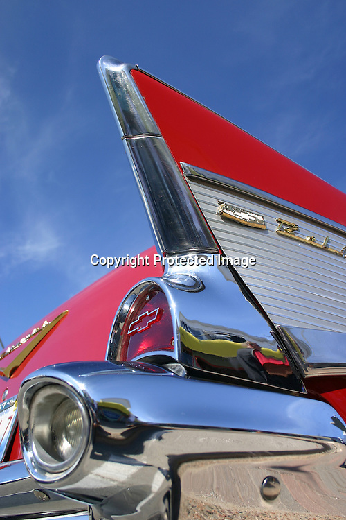 1957 Chevy Tailfin