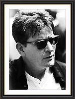 charlie  sheen London Mayfair Aug 2016 r<br /> A3  Museum-quality Archival signed Framed Print (Limited Edition of 25)