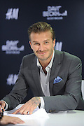 BEIJING, CHINA - JUNE 25: (CHINA OUT) <br /> <br /> David Beckham Meets Fans At H&M In Beijing<br /> <br /> David Beckham meets fans at H&M flagship store on June 25, 2013 in Beijing, China. <br /> ©Exclusivepix