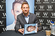 Jenson Button Book Signing, 20 October 2017