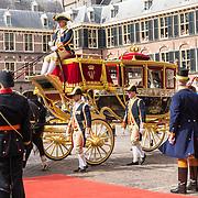 NLD/Den Haag/20190917 - Prinsjesdag 2019, Glazen koets