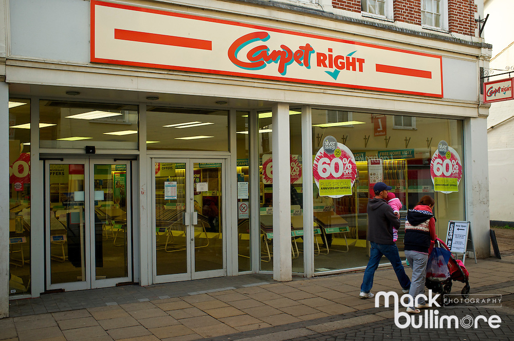 Carpet Right Shop in Diss