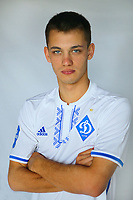 portrait, headshot, Dynamo Kiev, Volodymyr<br /> SHEPELEV
