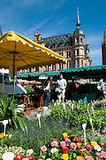 Gospel Konzert mit Xang in der Marktkirche, Wiesbaden, Hessen, Deutschland | gospel concert in Marktkirche, Wiesbaden, Hesse, Germany