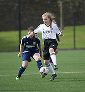 - Tayside Ladies (dark blue) lost 4-0 to Granite City (white) in the SPFL Division 1 North match at DISC, Dundee, Photo: David Young<br /> <br />  - &copy; David Young - www.davidyoungphoto.co.uk - email: davidyoungphoto@gmail.com