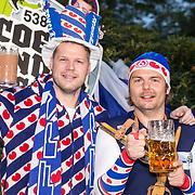 NLD/Hilversum/20171108 - Kick-off van Das Coen und Sander Fest, Coen Swijnenberg en Sander Lantinga