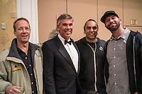 John Ellerbrock, Howard Hall, Cristian Dimitrius, Sean from RED (DEMA 2016, Las Vegas)