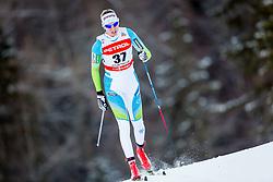 Anita Klemencic (SLO) during FIS Cross-Country World Cup Planica 2018, on January 21, 2018 in Planica, Kranjska Gora, Slovenia. Photo by Ziga Zupan / Sportida