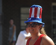 4th of July parade in Oxford, Miss. on Monday, July 4, 2011.