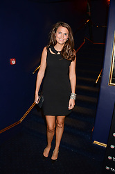 OLIVIA COLE at the launch of TAG Heuer's new Aquaracer in the presence of long term friend of the brand Bo Derek held at Tramp, Jermyn Street, London on 8th October 2013.