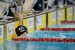 FISHER Mary USA at 2015 IPC Swimming World Championships -  Women's 100m Backstroke S11