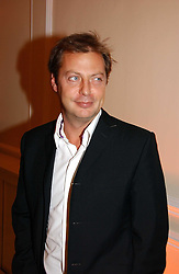 MATTHEW FREUD at The Hospital Awards - to honour talent in the creative industry, held at 9 Grosvenor Place, London on 3rd october 2006.<br /><br />NON EXCLUSIVE - WORLD RIGHTS