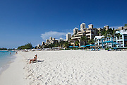 Grand Cayman. Seven Mile Beach. The Ritz-Carlton, Grand Cayman.