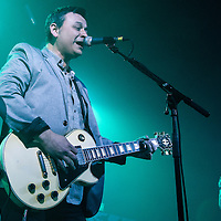 The Manic Street Preachers at The Barrowlands, Glasgow April 2014 (PLEASE DO NOT REMOVE THIS CAPTION)<br />