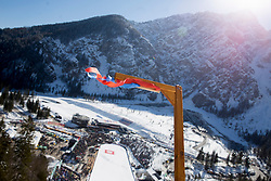 Wind flag during the Ski Flying Hill Individual Qualification at Day 1 of FIS Ski Jumping World Cup Final 2018, on March 22, 2018 in Planica, Ratece, Slovenia. Photo by Urban Urbanc / Sportida
