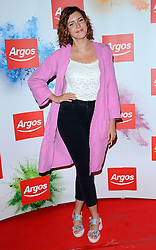 Georgia Lewis Anderson attends as Platinum-selling UK singer-songwriter Katy B performs at an exclusive event at Argos Digital Store to celebrate Argos' new brand launch at Argos, Old Street, London on Wednesday 22nd October 2014