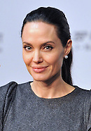 Angelina Jolie Attends WPS Meeting, South Africa