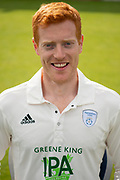 Ryan Stevenson of Hampshire during the 2019 press day for Hampshire County Cricket Club at the Ageas Bowl, Southampton, United Kingdom on 27 March 2019.