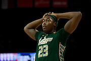 DALLAS, TX - JANUARY 15: Chris Perry #23 of the South Florida Bulls looks on against the SMU Mustangs on January 15, 2014 at Moody Coliseum in Dallas, Texas.  (Photo by Cooper Neill/Getty Images) *** Local Caption *** Chris Perry