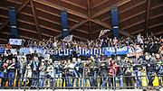 DESCRIZIONE : Final Eight Coppa Italia 2015 Finale Olimpia EA7 Emporio Armani Milano - Dinamo Banco di Sardegna Sassari<br /> GIOCATORE : Commando Ultra' Dinamo<br /> CATEGORIA : Ultras Tifosi Spettatori Pubblico Esultanza<br /> SQUADRA : Dinamo Banco di Sardegna Sassari<br /> EVENTO : Final Eight Coppa Italia 2015<br /> GARA : Olimpia EA7 Emporio Armani Milano - Dinamo Banco di Sardegna Sassari<br /> DATA : 22/02/2015<br /> SPORT : Pallacanestro <br /> AUTORE : Agenzia Ciamillo-Castoria/L.Canu