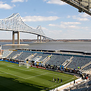 during a friendly between the Philadelphia Union and Pumas at PPL Park, Chester, PA. Saturday March 23, 2013. ..by Jack Megaw for Philadelphia Union