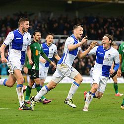 Bristol Rovers v Scunthorpe United