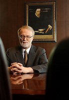 Dr. Timothy George, Divinity School Dean.