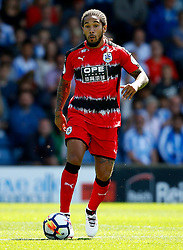 Sean Scannell of Huddersfield Town - Mandatory by-line: Matt McNulty/JMP - 16/07/2017 - FOOTBALL - Gigg Lane - Bury, England - Bury v Huddersfield Town - Pre-season friendly