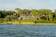 Waterfront estate,  Little Ram Island Drive, Shelter Island, NY