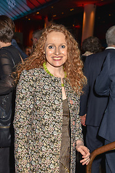 28 January 2020 - Kate Williams at the Costa Book Awards 2019 held at Quaglino's, 16 Bury Street, London.<br /> <br /> Photo by Dominic O'Neill/Desmond O'Neill Features Ltd.  +44(0)1306 731608  www.donfeatures.com