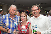 Les Platt, Millena Young & Mark Snowden. RLB 40th Birthday, Hilton. Photo Shane Eecen Creative Light Studios