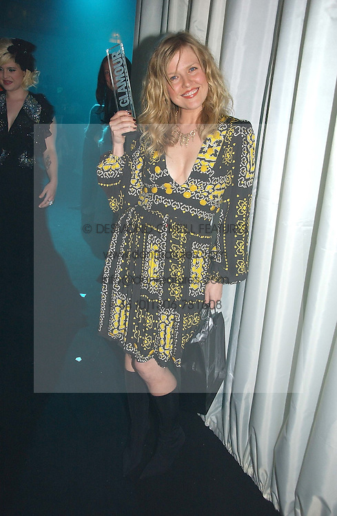 ASHLEY JENSEN at the 2006 Glamour Women of the Year Awards 2006 held in Berkeley Square Gardens, London W1 on 6th June 2006.<br />