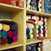 The Sewing Shop {Wool}