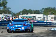 #17 Team Falken Tire Porsce 911 RSR: Wolf Henzler, Bryan Sellers, Marco Holzer