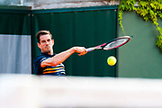 Guillermo Garcia Lopez (esp) during the Roland Garros French Tennis Open 2018, day 4, on May 30, 2018, at the Roland Garros Stadium in Paris, France - Photo Pierre Charlier / ProSportsImages / DPPI
